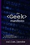 The G eek Manifesto book cover